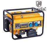 휴대용 가정 사용 전기 시작 15HP 6.5kVA 6.5kw 가솔린 발전기