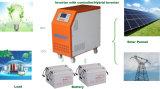inversor híbrido inteligente do poder 3kw5kw6kw8kw10kw solar com o controlador solar para o repouso