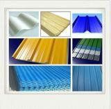 Telhando a folha de alumínio ondulada (AA3003, AA3004, AA3005, AA3104, AA3105)