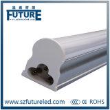 Le futur ce RoHS d'éclairage a supporté la lumière incorporée de tube de T5 DEL