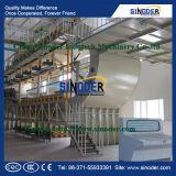 Maquinaria da planta de extração solvente da soja