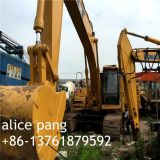 Caterpillar usado (325B/25TON) que reconstrói a máquina hidráulica da máquina escavadora da mineração do gato da esteira rolante