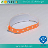 RFID Paper PVC 915MHz Alien H3 Disposable Wristband