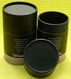 Packaging ボックスか包装Round 管Cardboard Box 構成のため、茶、チョコレート