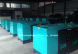 tipo silenzioso del generatore diesel BRITANNICO standby di tasso di 15kVA 12kw