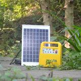 bewegliches Solar Energy System 150W (Ventilator/ligting/TV)