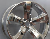 Speiche-Auto-Legierung der Qualitäts-Replik-10 dreht 18*8 18*9 19 20 Zoll für Autos
