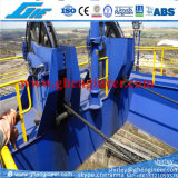 2000tph Grab Ship Unloader para descarregar 200000dwt Vessel