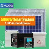 Mini système solaire à la maison de groupe électrogène de Moge 5kw