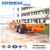 40FT Transport Cargo Heavy Truck Container Trailer for Sales