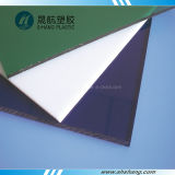 PC blanca Solid Panel de Polycarbonate con Coating ULTRAVIOLETA