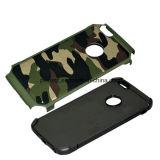 Het Geval van de Toebehoren van de Telefoon van het Leger van de camouflage voor iPhone 6