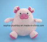 Banco animal do porco do banco do luxuoso
