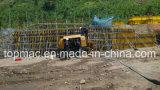 Pompa per calcestruzzo diesel di Suny con la distanza di pompaggio di 240m