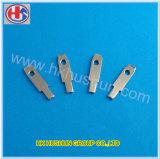 Изготовленный на заказ спецификации штырей металла заряжателя мобильного телефона от Китая (HS-BS-0007)