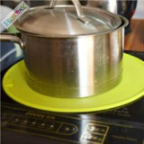 Esteira de lugar de Cupmat Tablemat do silicone de Reisistant do calor da qualidade