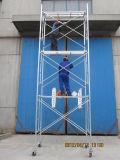 آمنة سلع معمّرة صدر [سغس] [ه] أطر سقالة لأنّ بناية