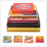 Disponível na caixa diferente da pizza do papel ondulado de muitos tamanhos (CCB1001)
