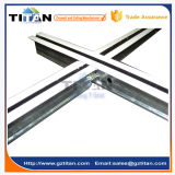 Sistema de suspensión falso de la red del techo T de la decoración