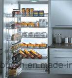 Gabinete de cozinha de madeira maciça de alta qualidade padrão