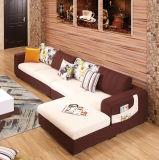 Disegno stabilito dell'ultimo nuovo sofà di legno semplice moderno di disegno 2016