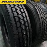 Neumáticos sin tubo del carro del mecanismo impulsor del perfil inferior 22.5 para el mercado de los E.E.U.U.