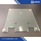 , 3c/Ce/ISO 증명서 편평하거나 굽은, 3mm-19mm 단단하게 한 유리, 강화 유리