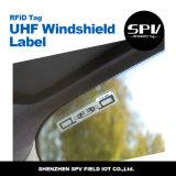 RFID UHFの風防ガラスの札の外国人H3 ISO18000-6c