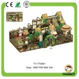 Игрушки спортивной площадки оборудования спортивной площадки малышей крытые (TY-7T0701)