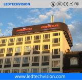 Tela de indicador ao ar livre do diodo emissor de luz da cortina de P16mm