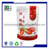 Раговорного жанра мешок застежки -молнии упаковки еды Resealable пластичный