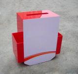 De hart-gevormde Basis van de Houder van de Bloem van het Kristal Acryl