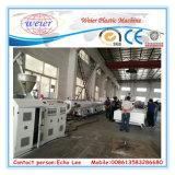 Chaîne de production de pipe de PVC pour notre client sud-coréen de nouveau