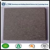 tarjeta exterior de alta densidad del cemento de la fibra del ladrillo de 9m m