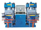 High-Precision 두 배 펌프 O-Ring 제품 (KSV-200T)를 위한 Full-Automatic 진공 Fornt 작풍 2rt 유압 조형기