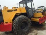 Verwendete wassergekühlte Dynapac Ca30d Straßen-Rolle mit Blatt-Auflage-Füßen