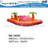 Venda Hot Water Inflatable Bouncers sobre Stock (HD-10101)