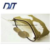 La pièce de monnaie chaude de tissu de coton de vente met en sac l'usine directement