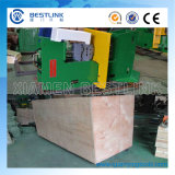 Making Small Cubic Pavers를 위한 Frame C-Front 70t Power Natural Stone Splitting Machine를 여십시오