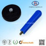 Резиновый Gripper магнита покрытия с ручкой