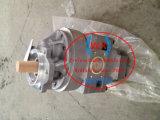Pompe à engrenages hydraulique de pompe à engrenages du bouteur D375 705-52-40000