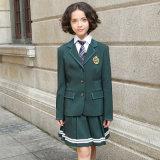 Blazer unisexe d'uniforme scolaire de l'hiver