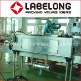 Maquinaria de rotulagem da luva quadrada nova do frasco, fabricante de China