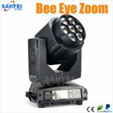 indicatore luminoso capo mobile della mini LED dell'ape di 7X15W 4in1 RGBW dell'occhio lavata dello zoom