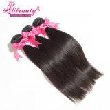 Preiswertes gerades Jungfrau-Menschenhaar mongolisches Remy Haar des Grad-7A