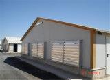 Stahlkonstruktion-vorfabriziertes Huhn-Haus (KXD-CH1502)