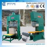 Cimento & bloco de cimento que fazem a máquina