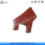 Чугун и литая сталь OEM ISO9001 гальванизируют отливку металла