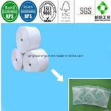 Papel de empaquetado del secador del PE del bolso revestido de la bolsita