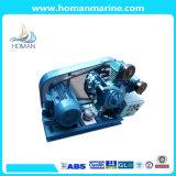 Tipo caldo compressore d'aria della cinghia dei cilindri di vendita tre marino intermedio